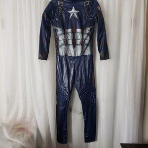 Marvel Kids Captain American Costume Small